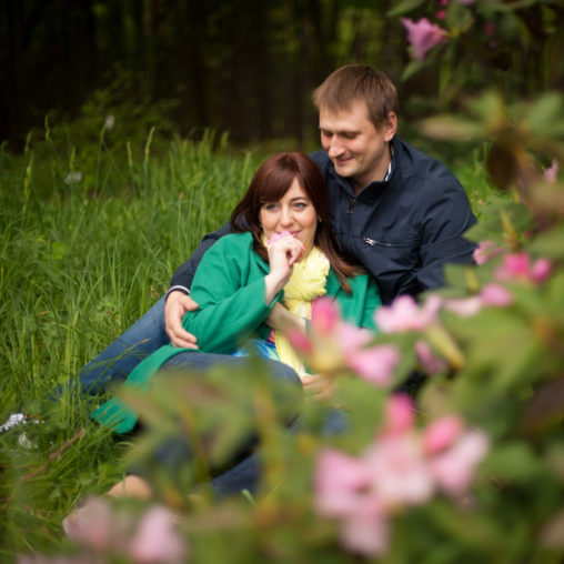 фотосессия в минском ботаническом саду