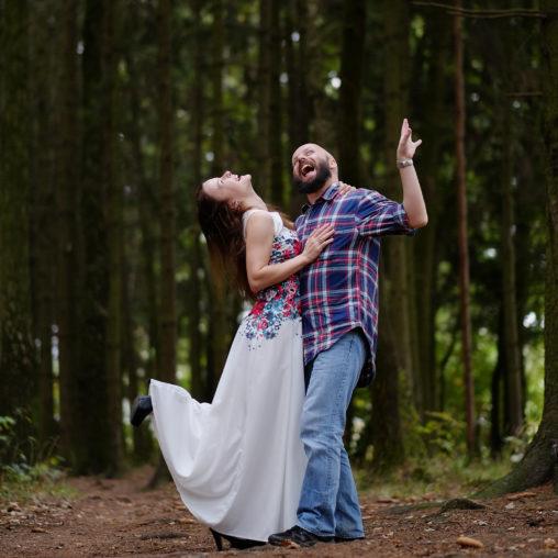 margaret and trenton talbot wedding photo
