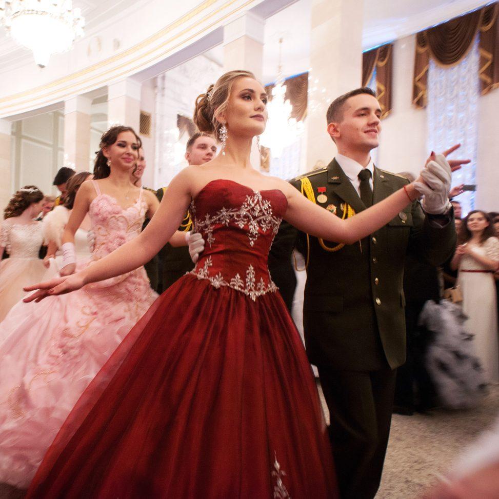Большой новогодний Бал в НАБТ оперы и балета